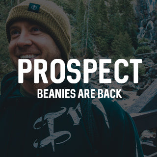 Prospect Beanies are back!
