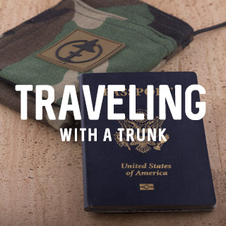 Traveling with a Trunk