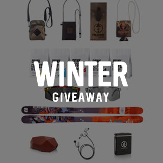 WINTER GIVEAWAY w/ Armada Skis, Outdoor Tech, Drink Coffee Do Stuff, Pit Viper & Treefort Lifestyle Products