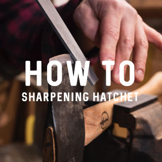 How to: Sharpening Hatchet