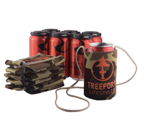 6 pack of coozies
