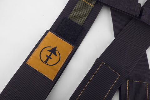 New label on General Suspenders