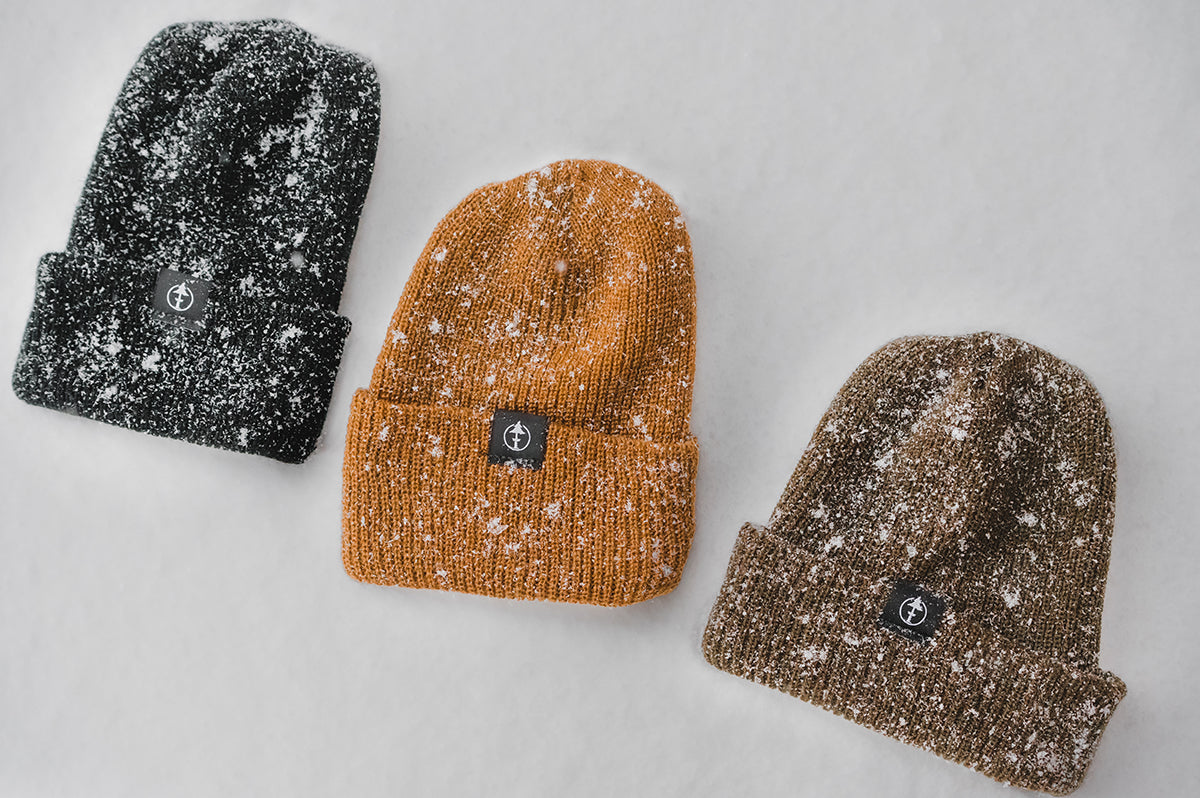 Prospect Beanies by Treefort Lifestyles are back in stock!