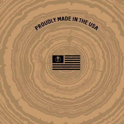 Proud to be made in America