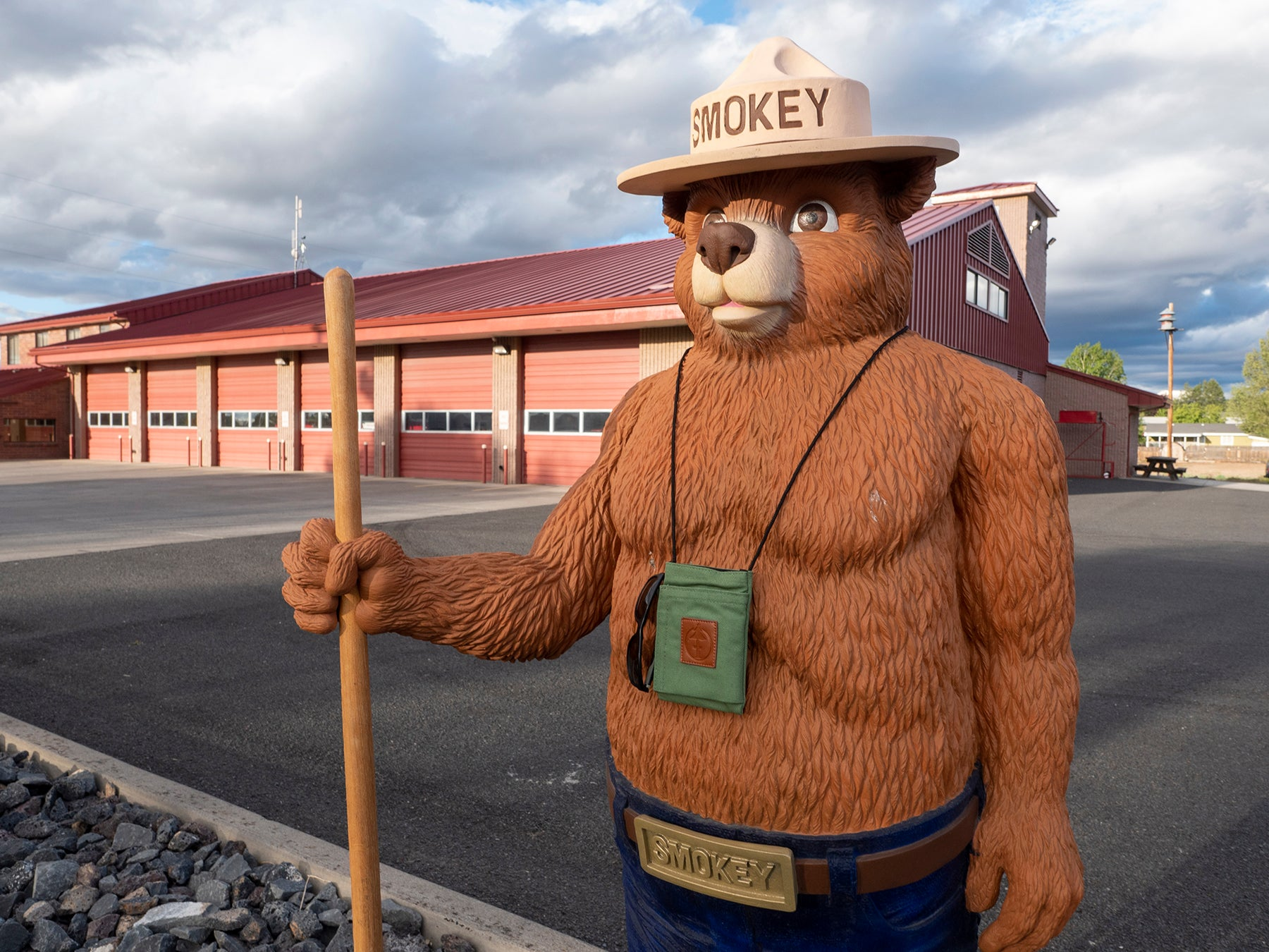 Smokey the Bear – Only you can prevent forest fires.