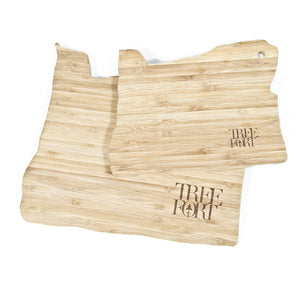 Handmade Cutting Boards from Bamboo
