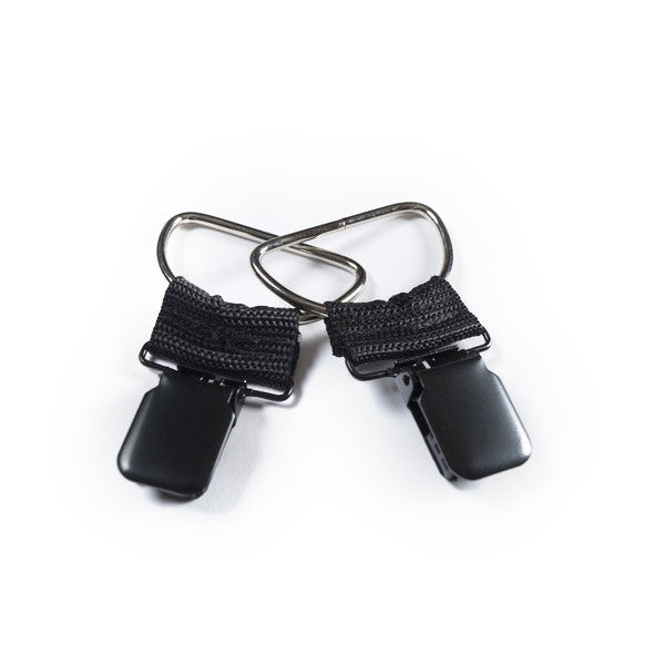 Replacement Clips for the General Suspenders by Treefort Lifestyles