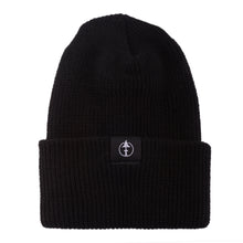 Load image into Gallery viewer, Black Prospect Beanie