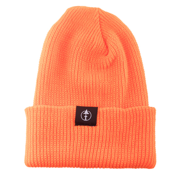 Hunter Orange Prospect Beanie