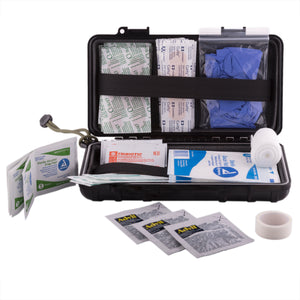 Waterproof safety kit first aid the safe