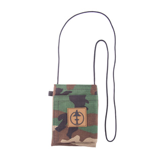 Camo Cordura Travelers Trunk by Treefort Lifestyles, made in the USA