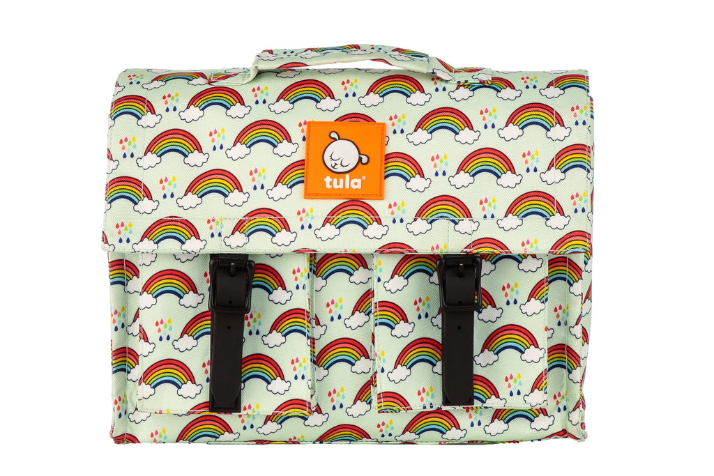 Tula Kids Backpack - Rainbow Showers (In Transit)