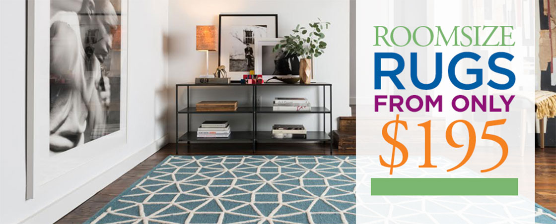 Area rug finder | select at least one