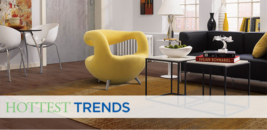 Hottest Trends in Area Rugs