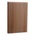 Plinth Block 5-1/2 Inch Hardwood Base & Casing Block 8-1/4 Inch Tall EWAP98 Sapele Mahogany