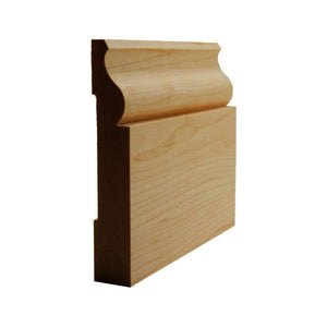 Maple Colonial Baseboard Trim EWBB11