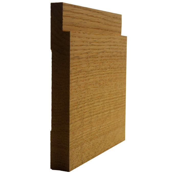 Red Oak Baseboard Trim EWBB18