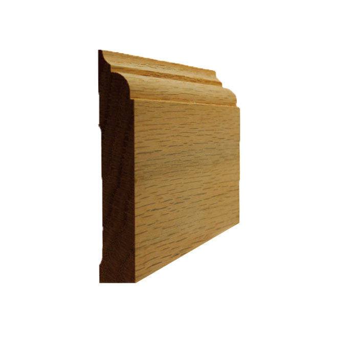 Red Oak Baseboard Trim EWBB22