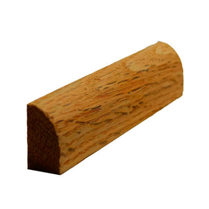 Red Oak Quarter Round Baseboard Shoe Trim EWBS11