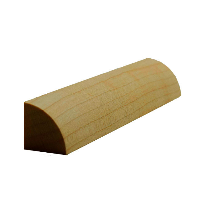 Maple Quarter Round Baseboard Shoe Trim EWBS12