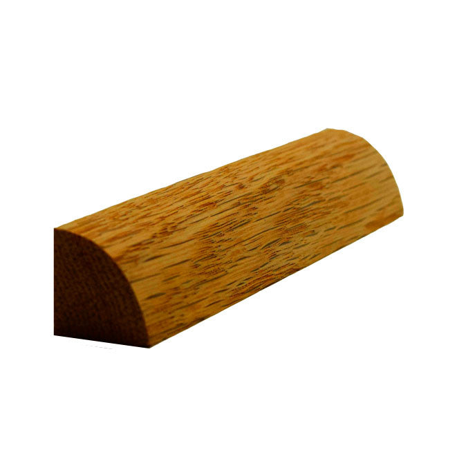Red Oak Quarter Round Baseboard Shoe Trim EWBS12