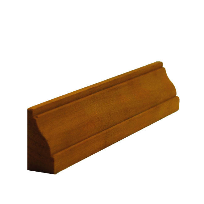 Cherry Colonial Baseboard Shoe Trim EWBS13