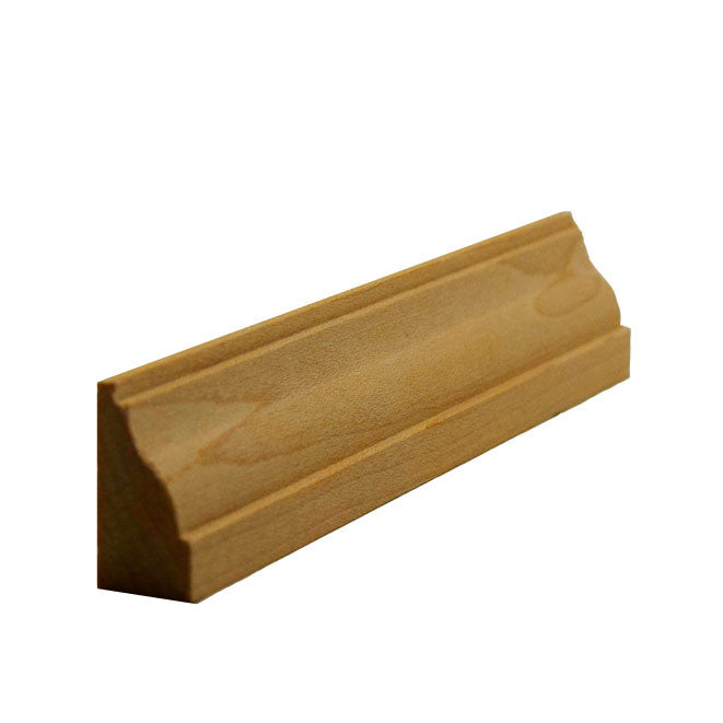 Maple Colonial Baseboard Shoe Trim EWBS13