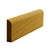 Maple Contemporary Baseboard Shoe Trim EWBS16