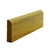 Poplar Contemporary Baseboard Shoe Trim EWBS16