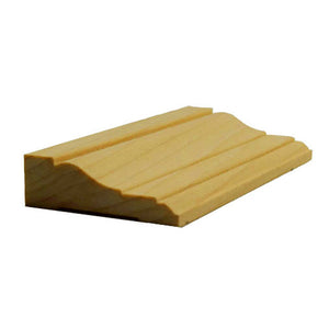 Poplar Colonial Casing Trim EWCA11