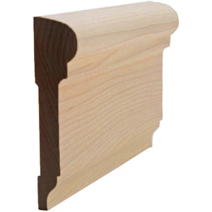 Maple Chair Rail EWCH17