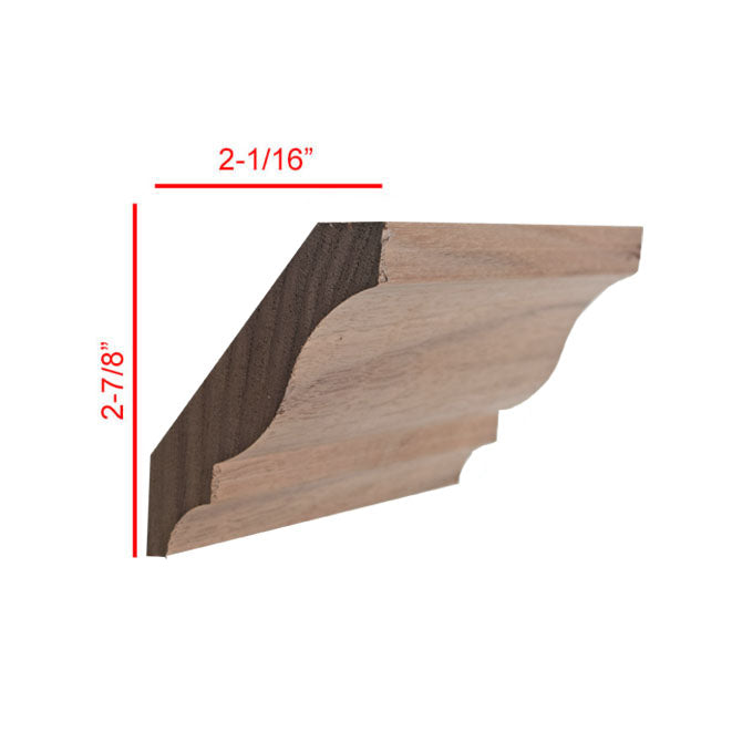 Crown EWCR12 American Black Walnut