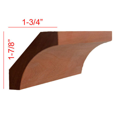 Cherry Cove Crown Molding EWCR39