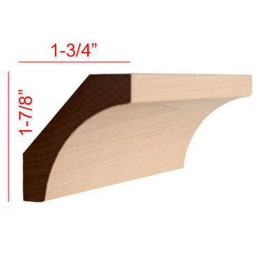 Maple Cove Crown Molding EWCR39