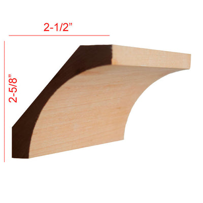 Maple Cove Crown Molding EWCR40