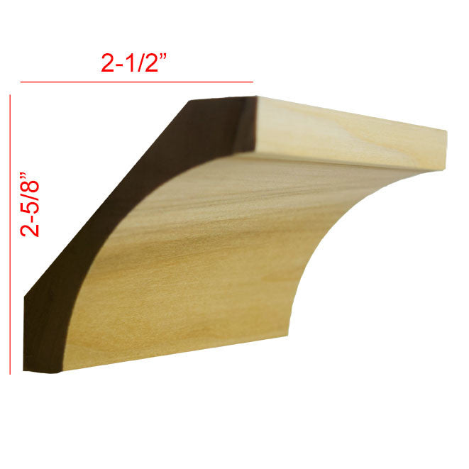 Poplar Cove Crown Molding EWCR40