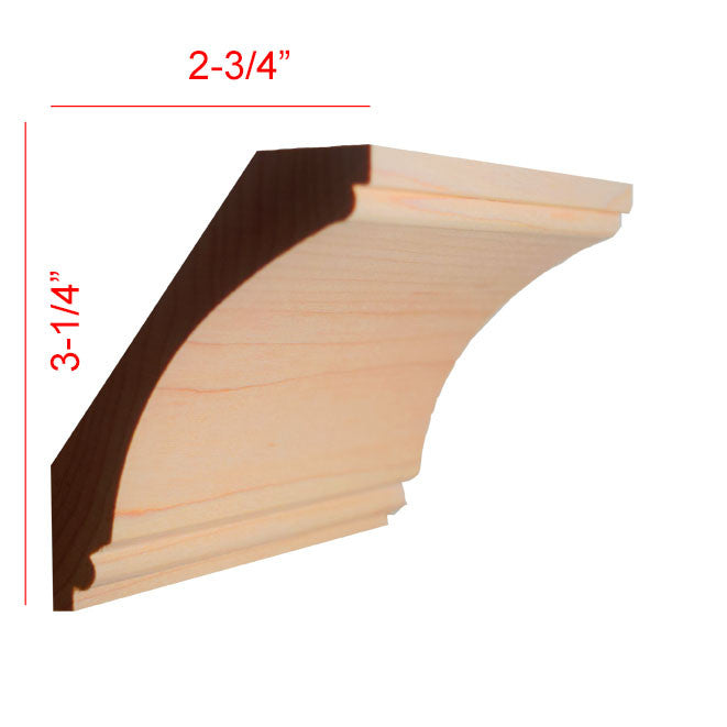 Maple Cove Crown Molding EWCR43