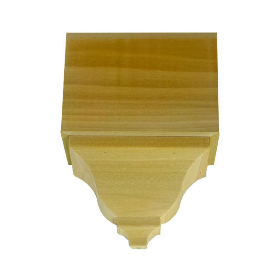 Crown Corner Blocks - NewMouldings