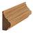 Red Oak Base Cap Molding EWBC29