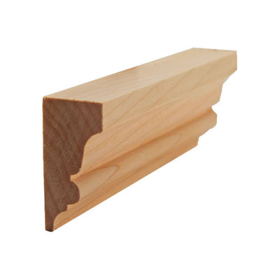 Maple Solid Wood Crown Molding EWSC11