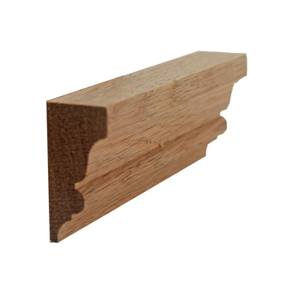 Cabinet Molding Newmouldings: Solid Crown Molding Trim Red Oak
