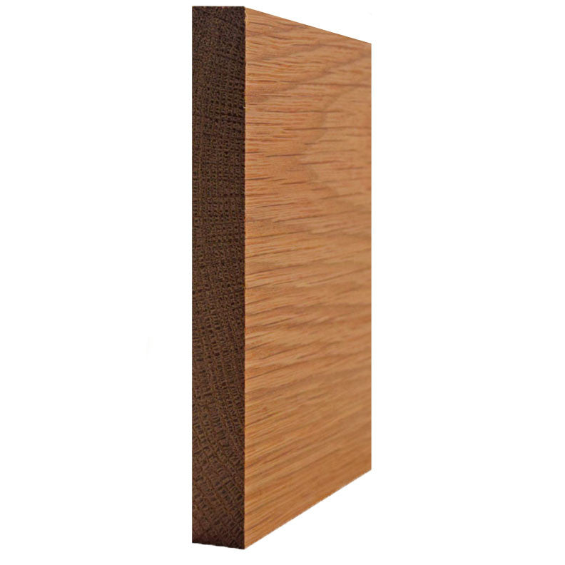 Red Oak Square Stock and Face Frame Super Store - NewMouldings