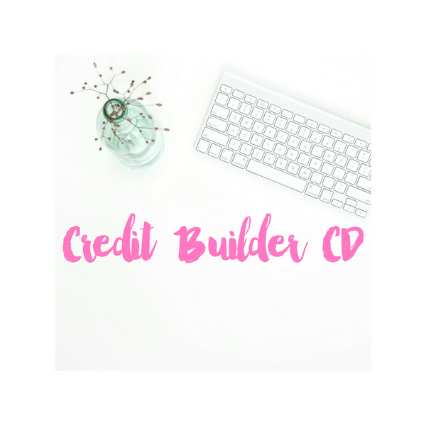 Credit Builder CD