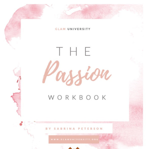 Passion Workbook