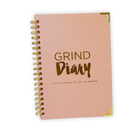 Grind Diary Pre-Sale