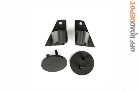 RUG 11025.07 - BRACKET DE RECOLOCACION RUGGED RIDGE JEEP JK 07-17