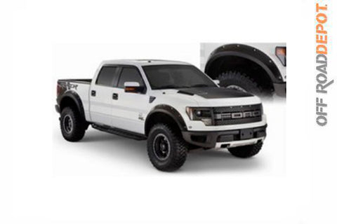 Cantoneras Bushwacker Ford F-150 Raptor Pocket Style