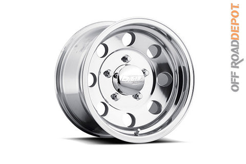 Rin Series 058 Polished 17x8 (5 on 135)
