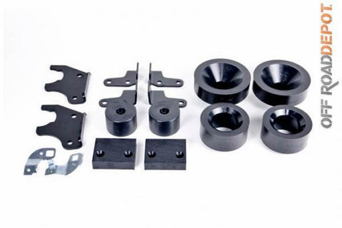 AEV N0221000AB - SUSPENSION KIT 2'' AEV JEEP JK 07-13 (S/AMORTS)