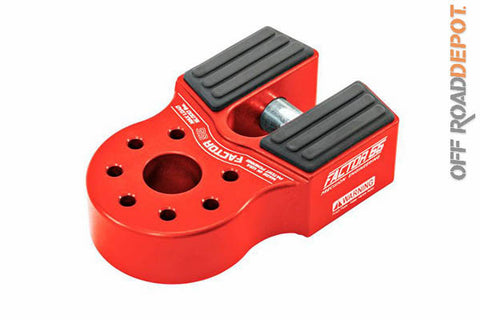 Flatlink Shackle Rojo